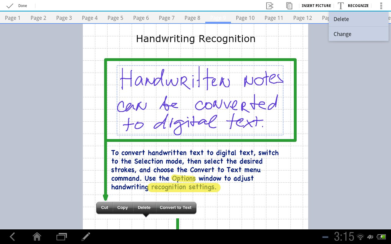 Noteworthy Note Takers for PDAs